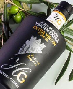 Aceite de oliva virgen extra Reserva Hacienda Guzmán