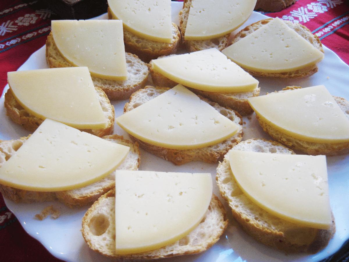 Con qué acompañar el queso Idiazabal