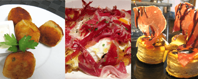Recetas con jamón ibérico de bellota