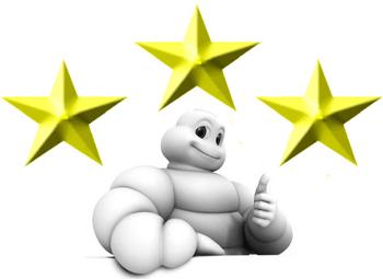 Cómo conseguir una estrella Michelin