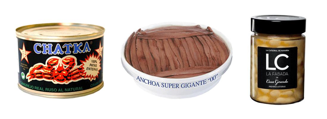 Los 5 productos m s vendidos de 2014 en calidad gourmet - Articulos mas vendidos ...