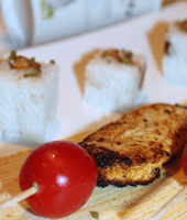 Pollo tandoori con yogur Pastoret