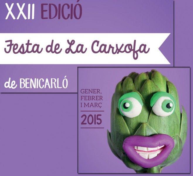 fiesta de la alcachofa en benicarlo 2015