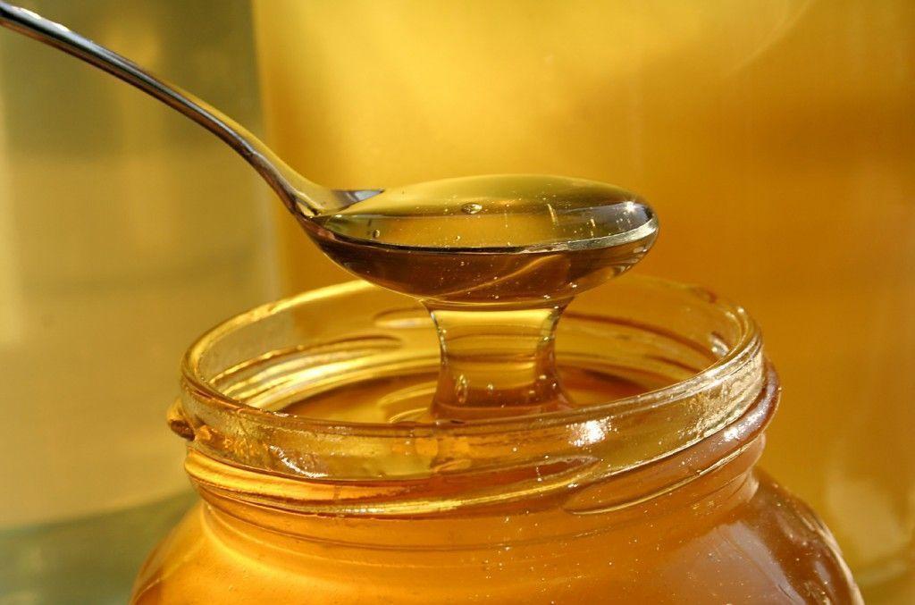 miel para el resfriado