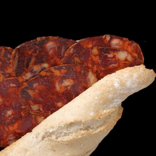 Chorizo ibérico Tartessos