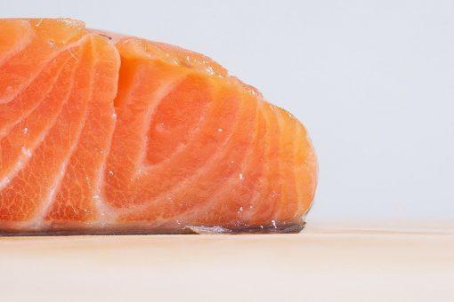 Smoked salmon Keia side