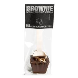 Cuchara de Chocolate Brownie
