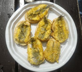 Feria de la anchoa de Santoña 2015