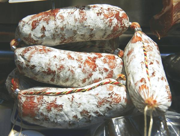 Feria del Chorizo de Cantimpalos