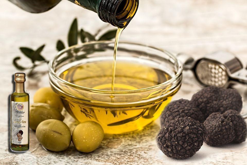Cómo hacer aceite de trufa