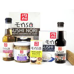 Kit para hacer sushi Enso Cuisine