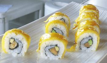 Sushi y Txakoli, el maridaje de moda
