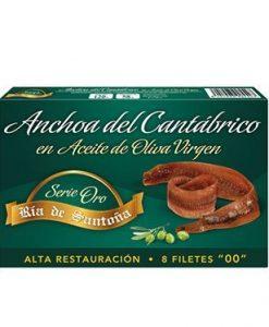 Comprar Anchoas 00 Alta Restauración Ría de Santoña