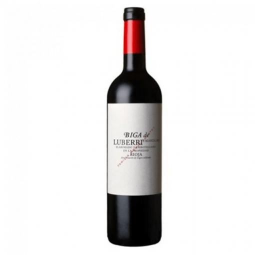 Biga de Luberri Crianza Rioja Red Wine