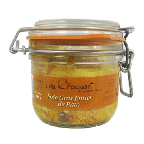 Foie Gras de Canard Lou Croquant
