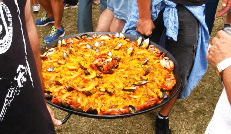 Concurso de Paellas Aixerrota 2015