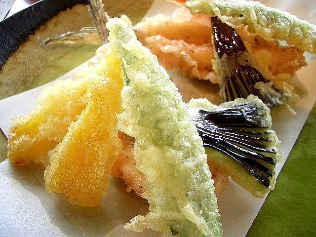 Cómo hacer una tempura crujiente y ligera