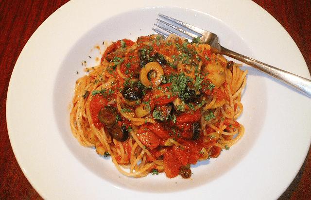 Espaguettis de Ferragosto