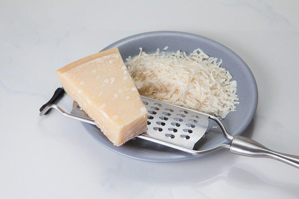 Cómo hacer crujiente de parmesano