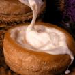 Torta del Casar Flor de la Dehesa ewe's cheese