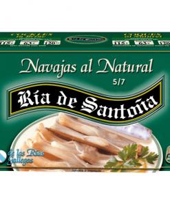 Galician razor clams 5-7 Ría de Santoña