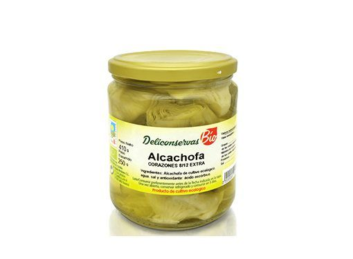 Comprar Alcachofas de Tudela Ecológicas