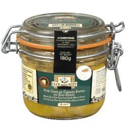 Foie Gras de Canard Clos Saint Sozy