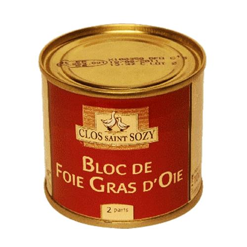 Bloc de Foie Gras de Oca Clos Saint Sozy