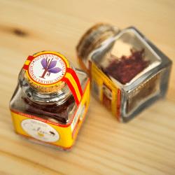 100% certified Spanish saffron