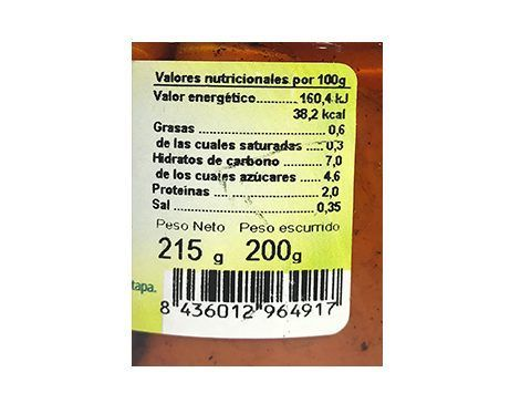 Comprar pimientos ecologicos