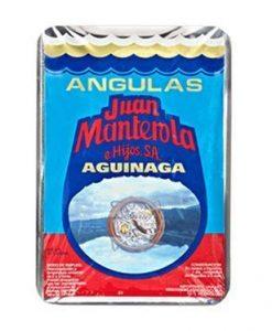 Angulas de Aguinaga Manterola