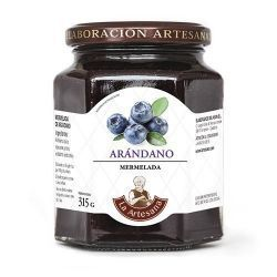 mermelada la Artesana Arandano