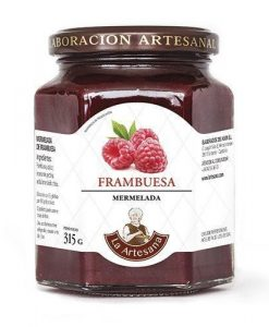 mermelada la Artesana Frambuesa