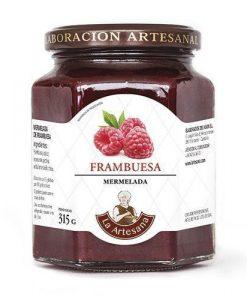 Confiture de framboises La Artesana