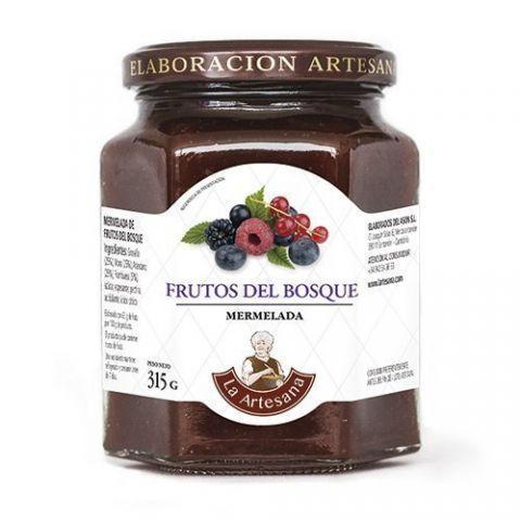 mermelada la Artesana Frutos-Bosque