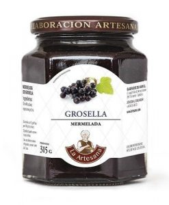 mermelada la Artesana Grosella