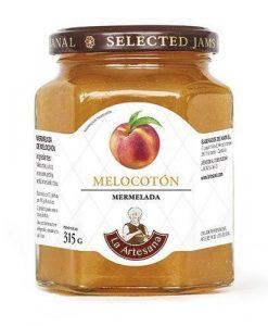 Peach jam La Artesana