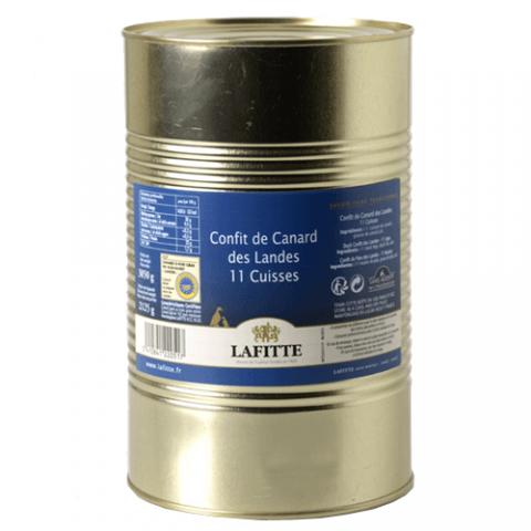 Confit de Canard Lafitte (10-11 pcs.)