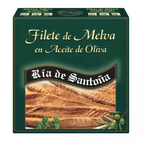 Melva préservée Ría de Santoña 550 grs.