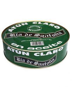 Comprar Atún en aceite Ría de Santoña
