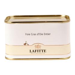 Foie gras d'oie Lafitte 400 grs.