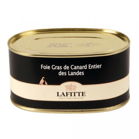 Foie Gras de Canard Lafitte 400 grs.