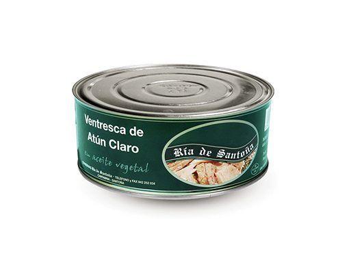 Comprar Ventresca de atún en aceite vegetal