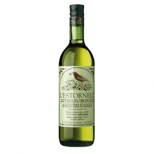 Organic extra virgin olive oil L'Estornell