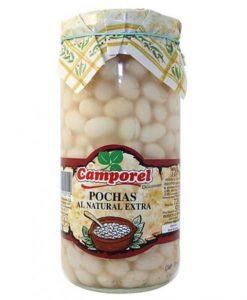 Haricot pochas Camporel