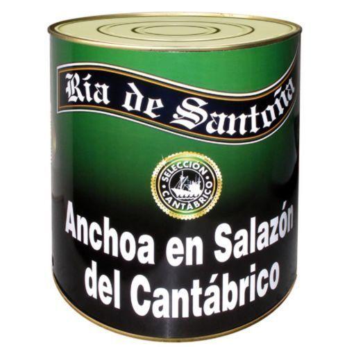 Anchois salés Ria de Santoña