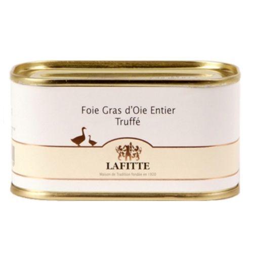 Goose foie Gras Truffled Whole Lafitte