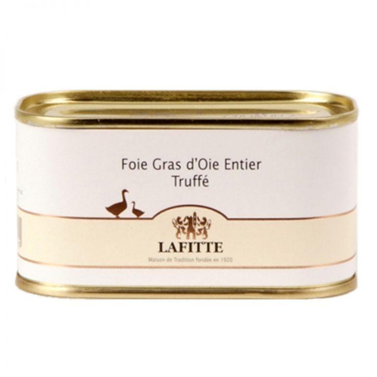 Foie Gras Truffé d'Oie Entier Lafitte