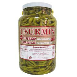 Piments forts d'Ibarra Usurmin 3,350 grs.
