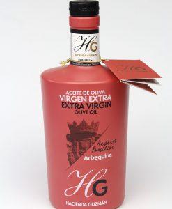 Comprar Aceite de oliva Arbequina Hacienda Guzmán